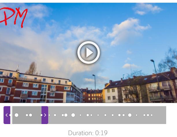 Adobe Premiere Clip 1.01 released