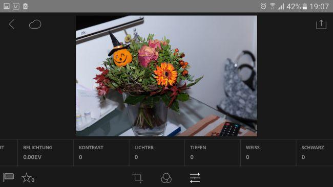Lightroom Mobile 2.2 released