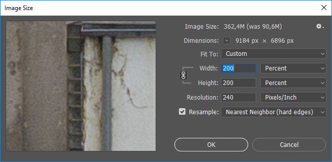 Super resolution useful or just a hype