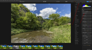 Luminar Flex 1.1 released