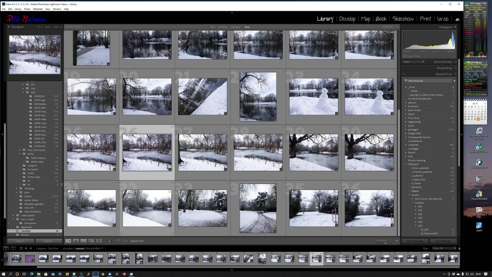Synching Lightroom CC with Lightroom Classic